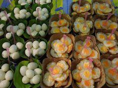 Quail Eggs - Thai Street Food in Chiang Mai (Thailand)