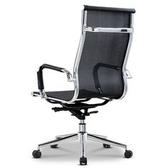 Fashion Breathable Mesh High Back Office Chair Seating China Staff Chairs Leisure