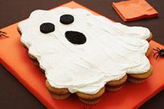 Ghost Cupcake - Cake