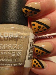 Tarzan Nails