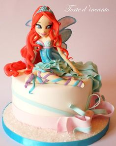 Winx - Cake by Torte d'incanto