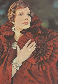 "Julie Andrews as Gertrude Lawrence in ""Star!"" 