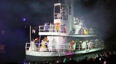 Este foi o barco que o Mickey pilotou em seu primeiro desenho animado.