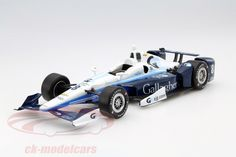 Chevrolet, IndyCar Series 2016, No.8, Max Chilton, Chip Ganassi Racing Teams. Greenlight, 1/18. Price (2016): 70 EUR.
