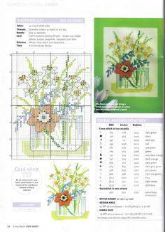 Gallery.ru / Фото #7 - Cross Stitch Card Shop 40 - WhiteAngel