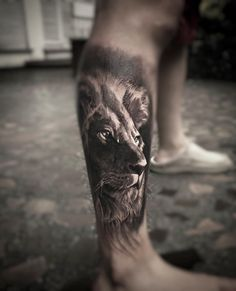 Tattoo artist Daniel Bedoya color and blackandgrey realistic tattoo | Pereira, Colombia