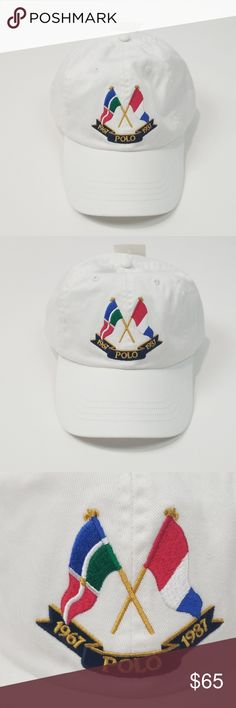 Polo Ralph Lauren Polo Sport 5 Panel Limited Edition NWT Pwing Stadium Crest