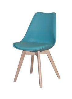 krzeslo_jerry_do_jadalni_turkusowe_drewno_olejowane_interstil