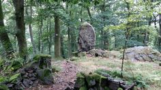 Keltische Opferstätte am Losheimer Felsenweg