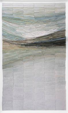 Jeanne Opgenhaffen . green barbados . beautiful palette . porcelain