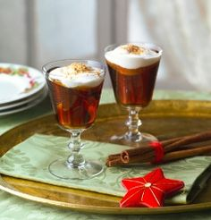Caramel Apple Cider;