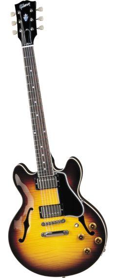GIBSON Custom CS-336 Figured Top Electric Guitar | Musician's Friend