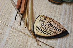 Wood carvers, metal cutter, dental tools by Page's Creations, via Flickr