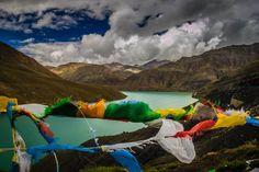 Sacred Yamdrok Lake Tibet