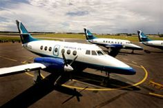 Aeropelican operates services between Brisbane and Narrabri.