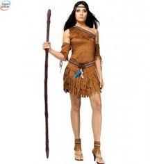 Indianer kostyme