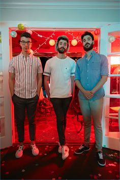 Original Penguin enlists New York-based band AJR to star in its spring-summer 2018 campaign.