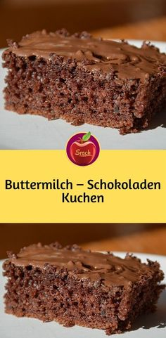 Zutaten 3 ei(er) 250 g margarine 3 tasse/n zucker 4 tasse/n mehl 2 tasse/n buttermilch pies pies recipes dekorieren rezepte Magic Chocolate Cake, Buttermilk Chocolate Cake, Baking Recipes, Cake Recipes, Dessert Recipes, Scones Ingredients, Food Cakes, Cake Cookies, Sweet Recipes