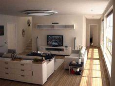 living room decoration - Buscar con Google