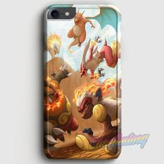 Pokemon Charmander iPhone 7 Case | casefantasy
