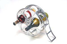 Film wine rack