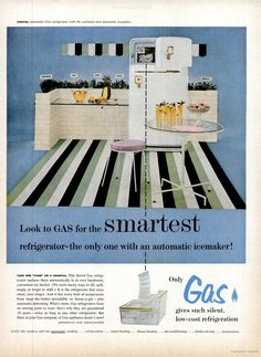 American Gas Association, 1955