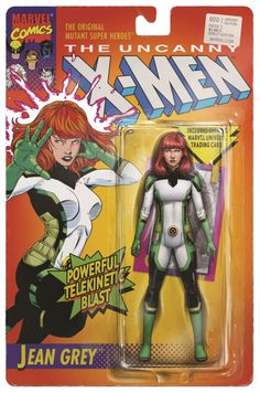 NM The Uncanny X-Men #600 Jean Grey Action Figure Variant Cover VF+