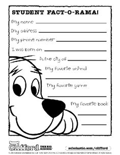 Looking for easy, fun and educational printables while travelling with your little ones? Try this fact-writing worksheet. Your kids will thank you!