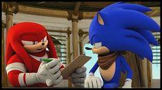 "Sonic Boom episode 8 ""Eggheads"" - YouTube"