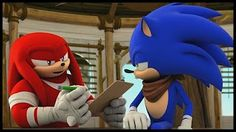 "Sonic Boom episode 8 ""Eggheads"" - YouTube"