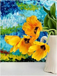 Bright and Cheery Abstract Art (300 pieces)