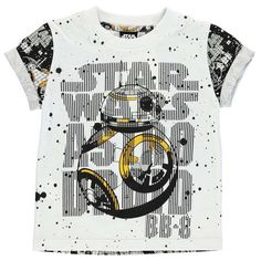 Boys Star Wars BB-8 T Shirt
