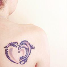 dolphin tattoo idea #ink #youqueen #girly #tattoos