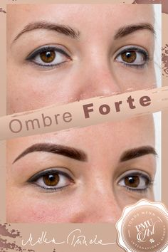 Ombre Forte Eyebrow tattoo