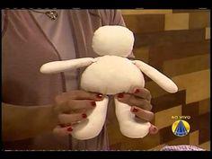 Boneca de pano | Sabor de Vida 06.05.2011