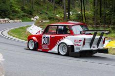 photos of hillclimb car