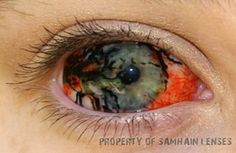 Creeping Death: Please visit my site www.halloween-eye.com for the best in custom hand painted contact lenses. I offer the best value in custom contacts with diverse categories;