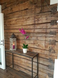 Timmervägg Entryway Tables, Projects To Try, Furniture, Home Decor, Houses, Decorations, Decoration Home, Room Decor, Home Furniture