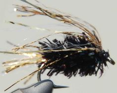 Trout Tying Pattern - The Cactus Sparkler