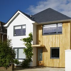 A full eco refurbishment of a detached house in Brighton. This project saw… – Decoration ideas