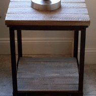 Restoration Hardware End Tables on ApartmentTherapy Classifieds