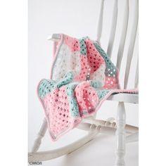 Free Beginner Crochet Blanket Pattern