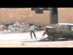 Viral video faked by Norwegian filmaker in Malta. SYRIA! SYRIAN HERO BOY rescue girl in shootout الطفل السوري البطل - YouTube This goes to show you how hard it is to know the difference between propaganda and reality.