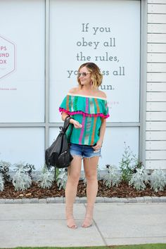 Go-to summer outfit | RATMJ Blog