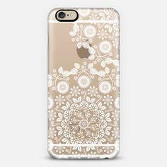 Hippie Boho Lace Mandala iPhone 6 case by Famenxt | Casetify