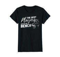 Players Are On the Bench Funny Pianist T-Shirt. Cool T-Shirts Casual Style For Men Over 50, Men Casual, Cool Tees, Cool T Shirts, Tee Shirts, Best Player, Funny Tees, Women's Summer Fashion, Shirt Shop