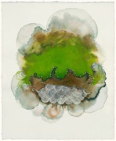 Julie Evans Ahemdabad 2008 Acrylic and Gouache on paper