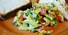10 idei pentru un mic dejun dietetic Guacamole, Avocado, Appetizers, Mexican, Breakfast, Ethnic Recipes, Food, Salads, Morning Coffee