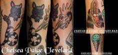 Want a tattoo or piercing in Vegas? Call or text me at 702-637-6726 #TattooArtist #Tattooist #TattooShop #TattooParlor #TattooStudio #LasVegas #Beetlejuice #BeetlejuiceTattoo #Bat #BatTattoo #Ghost #GhostTattoo #IceCream #IceCreamTattoo