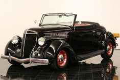 Ford Roadster 1936 Maintenance/restoration of old/vintage vehicles: the material for new cogs/casters/gears/pads could be cast polyamide which I (Cast polyamide) can produce. My contact: tatjana.alic@windowslive.com